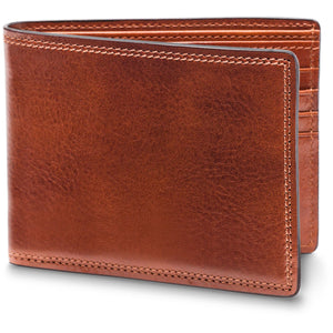 Bosca Dolce 8 Pocket Deluxe Executive Wallet - Lexington Luggage