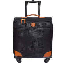 "Bric's Mysafari 20"" Wide-Body Expandable Spinner - Lexington Luggage"