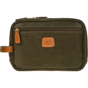 Bric's Life Traditional Shave Case - Lexington Luggage