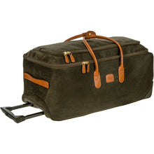 "Bric's Life 28"" Rolling Duffel - Lexington Luggage"