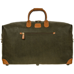 "Bric's Life 22"" Cargo Duffel Bag - Lexington Luggage"