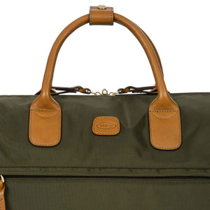 "Bric's X-Bag 22"" Deluxe Duffel Bag - Lexington Luggage"