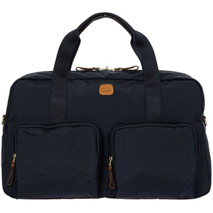 Bric's X-Bag Boarding Duffel Bag w/Pockets - Lexington Luggage