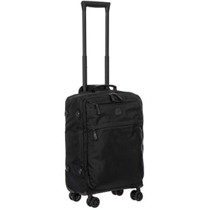 "Bric's X-Bag 21"" Carry On Spinner - Lexington Luggage"
