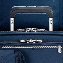 Briggs & Riley Baseline Navy Domestic Carry on Expandable Spinner - Lexington Luggage