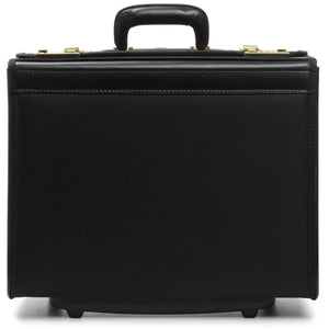 "Korchmar Ballistic Collection Captain 18"" Wheeled Catalog Case - Lexington Luggage"