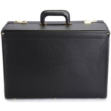 "Korchmar Marvelon Collection Advocate 20"" Vinyl Catalog Case - Lexington Luggage"
