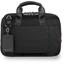 Briggs & Riley @Work Small Expandable Brief - Lexington Luggage
