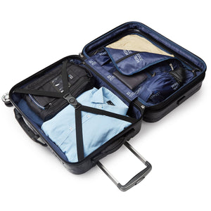 "Luggage Tech Nile SMART LUGGAGE 20"" Carry On Spinner - Lexington Luggage"