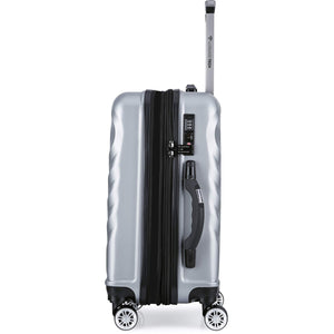 "Luggage Tech Monaco SMART LUGGAGE 28"" Expandable Spinner - Lexington Luggage"