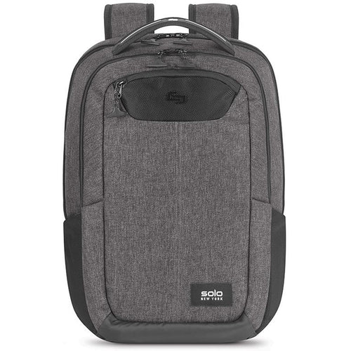 Solo New York Navigate Backpack - Lexington Luggage