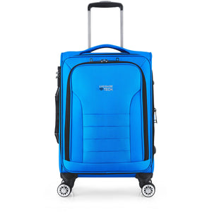 "Luggage Tech Melbourne SMART LUGGAGE 20"" Carry On Spinner - Lexington Luggage"