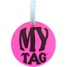 A. Saks My Tag Luggage Tag - Lexington Luggage