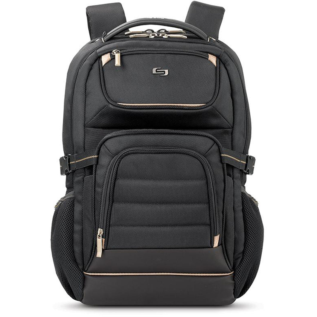Solo New York Arc Backpack - Lexington Luggage