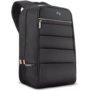 Solo New York Transit Backpack - Lexington Luggage