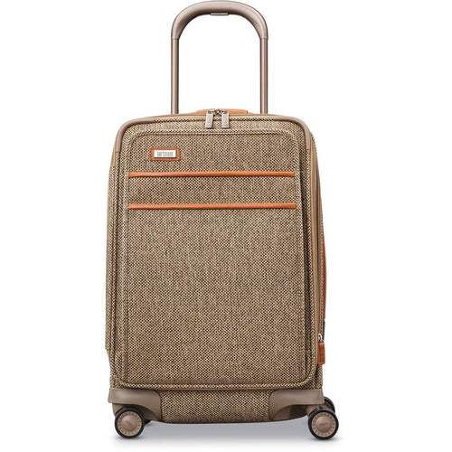 Hartmann Tweed Legend Global Carry On Expandable Spinner - Lexington Luggage