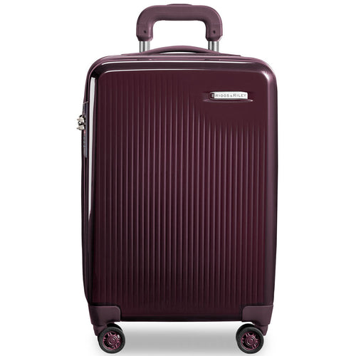Briggs & Riley Sympatico Intl. Carry On Expandable Spinner - Lexington Luggage