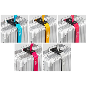 Luggage Tech SMART Strap/Scale/Lock - Lexington Luggage