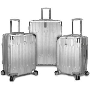 Traveler's Choice Bell Weather Expandable Spinner Set - Lexington Luggage