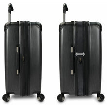 "Traveler's Choice Silverwood 21"" Polycarbonate Carry On Spinner - Lexington Luggage"
