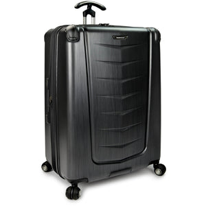 "Traveler's Choice Silverwood 30"" Polycarbonate Spinner - Lexington Luggage"