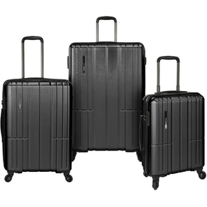 Traveler's Choice Wellington Adjustable Shelf Spinner Set - Lexington Luggage