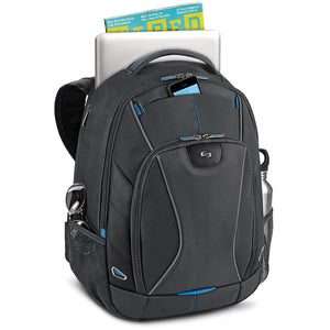 Solo New York Glide Backpack - Lexington Luggage