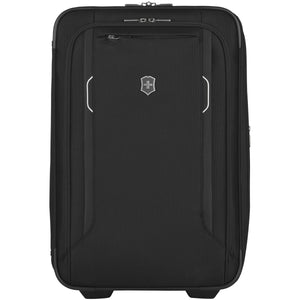 Victorinox Werks Traveler 6.0 2 Wheel Softside Frequent Flyer Carry On - Lexington Luggage