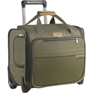 Briggs & Riley Baseline Rolling Cabin Bag - Lexington Luggage