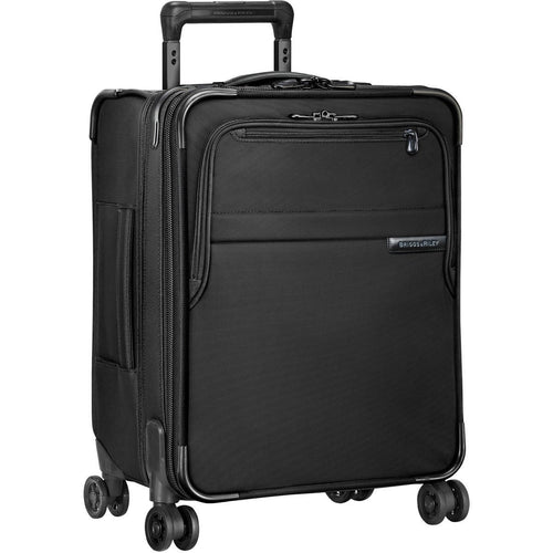 Briggs & Riley Baseline Intl. Carry on Exp. Wide-Body Spinner - Lexington Luggage
