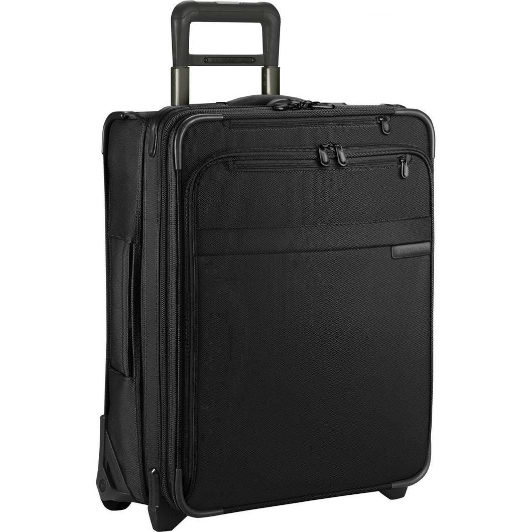Briggs & Riley Baseline Intl Carry on Exp Wide-Body Upright - Lexington Luggage