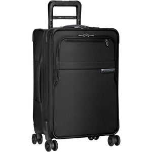 Briggs & Riley Baseline Domestic Carry on Expandable Spinner - Lexington Luggage