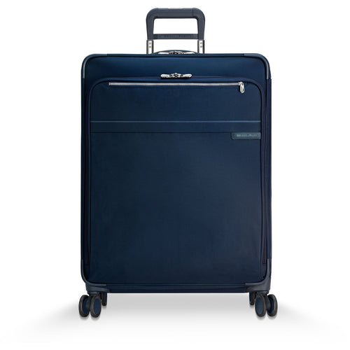 Briggs & Riley Baseline Navy Large Expandable Spinner - Lexington Luggage