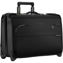 Briggs & Riley Baseline Carry On Wheeled Garment Bag - Lexington Luggage