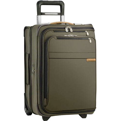 Briggs & Riley Baseline Domestic Carry On Upright Garment Bag - Lexington Luggage