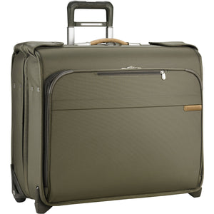 Briggs & Riley Baseline Deluxe Wheeled Garment Bag - Lexington Luggage