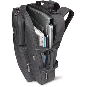 Solo New York Duane Hybrid Briefcase Backpack - Lexington Luggage