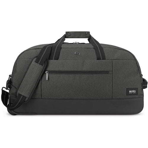 Solo New York Avenue C Rolling Duffel - Lexington Luggage