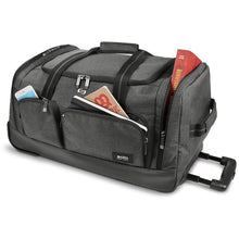 Solo New York Leroy Rolling Duffel - Lexington Luggage