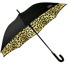 Olivia Elle Cheetah Parasol - Lexington Luggage