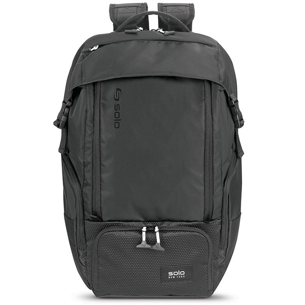 Solo New York Elite Backpack - Lexington Luggage