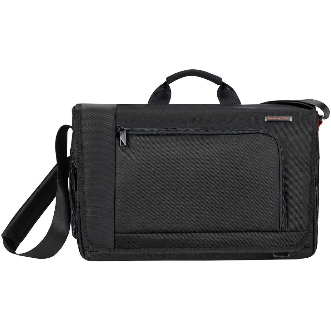 Briggs & Riley Verb Dispatch Messenger - Lexington Luggage