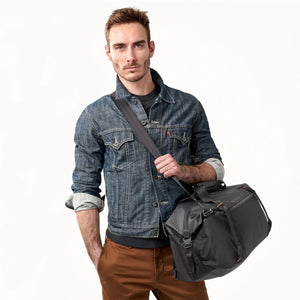 Briggs & Riley ZDX Cargo Satchel - Lexington Luggage
