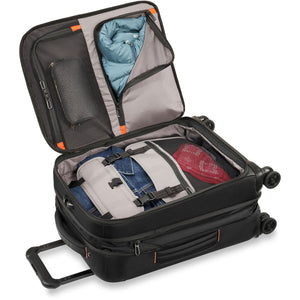 Briggs & Riley ZDX International Carry On Expandable Spinner - Lexington Luggage