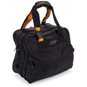 A. Saks EXPANDABLE Shoulder Tote - Lexington Luggage