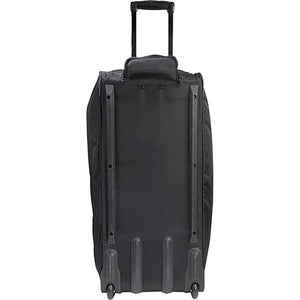 "A. Saks EXPANDABLE 31"" Wheeled Duffel - Lexington Luggage"