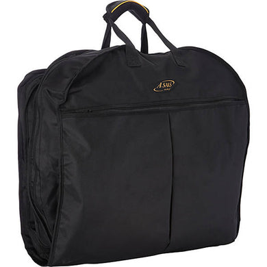 A. Saks Lightweight Ballistic Nylon Garment Cover - Lexington Luggage