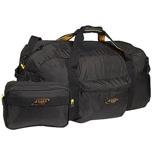 "A. Saks 30"" Lightweight Folding Duffel w/Pouch - Lexington Luggage"