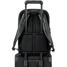 Briggs & Riley @Work Leather Medium Backpack - Lexington Luggage