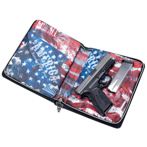 Subtle Patriot Covert Pistol Planner - Lexington Luggage